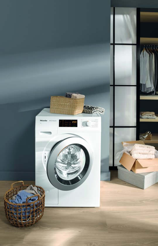 Miele WDB 020 WCS - Wasmachine - BE