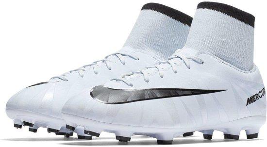 5148d1c255f Nike Mercurial Victory VI CR7 DF FG Sportschoenen - Maat 37.5 - Unisex -  wit