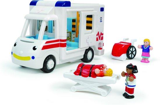 WOW Toys Speelgoedvoertuig Ziekenauto Robin