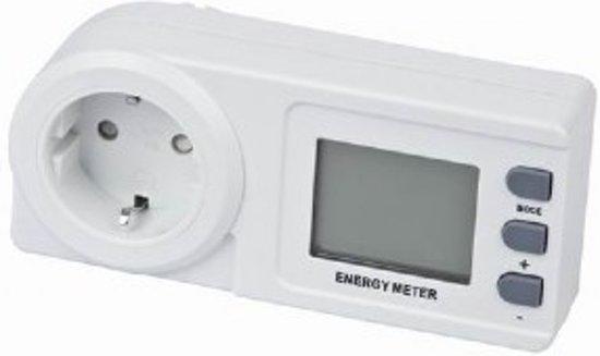 EnerGenie EG-EM1 Wit vermogen / batterij tester