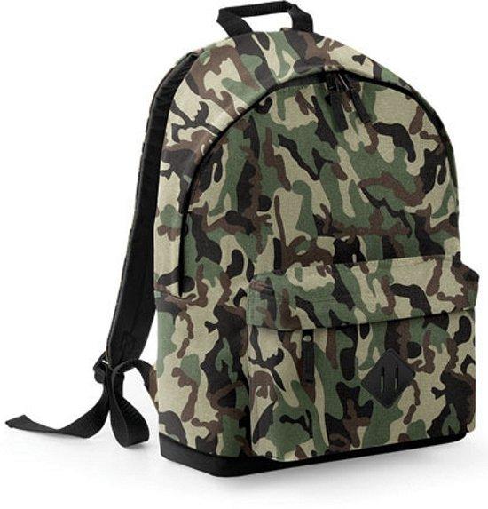 39cfa8bd319 bol.com | Camouflage rugtas/schooltas/rugzak 42 cm