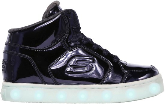 3db07c74fbc8 Skechers Energy Lights - Eliptic Sneaker Junior Sneakers - Maat 35 - Unisex  - blauw