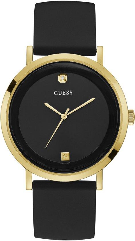 Guess supercharged W1264G1 Mannen Quartz horloge
