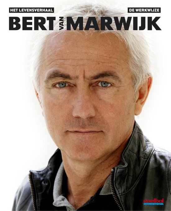 Boek cover Bert van Marwijk van Hugo Camps