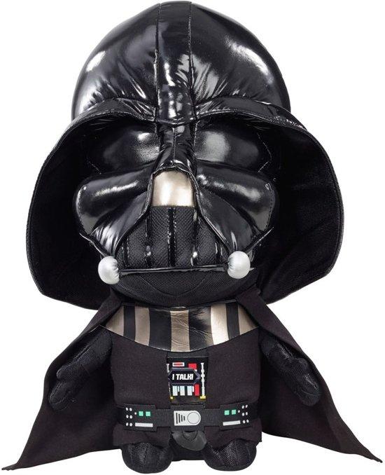 Star Wars Deluxe Sprekende Darth Vader Pluche 38 cm