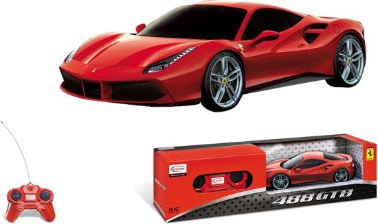 Ferrari 488 GTB - RC - Raceauto - 1:24 - Rood