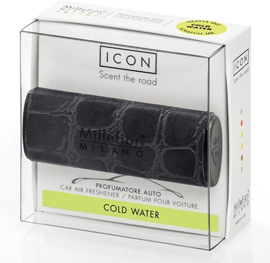 Millefiori Milano Auto Parfum Cold Water (safari)
