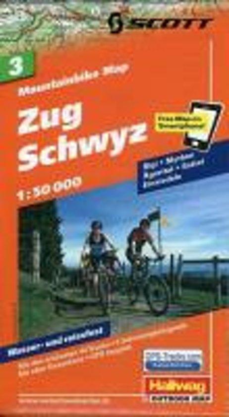 Zug Schwyz Bike Map