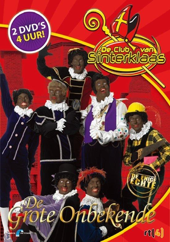 Club Van Sinterklaas 8 - De Grote Onbekende