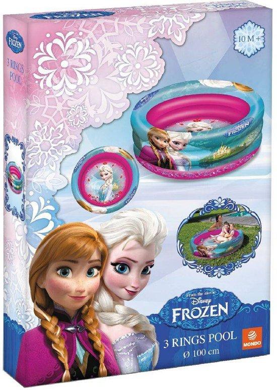 Frozen Zwembad 100 Cm 3 Rings