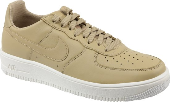 new style 6dae5 c459f Nike Air Force 1 845052-202, Mannen, Beige, Sneakers maat 40