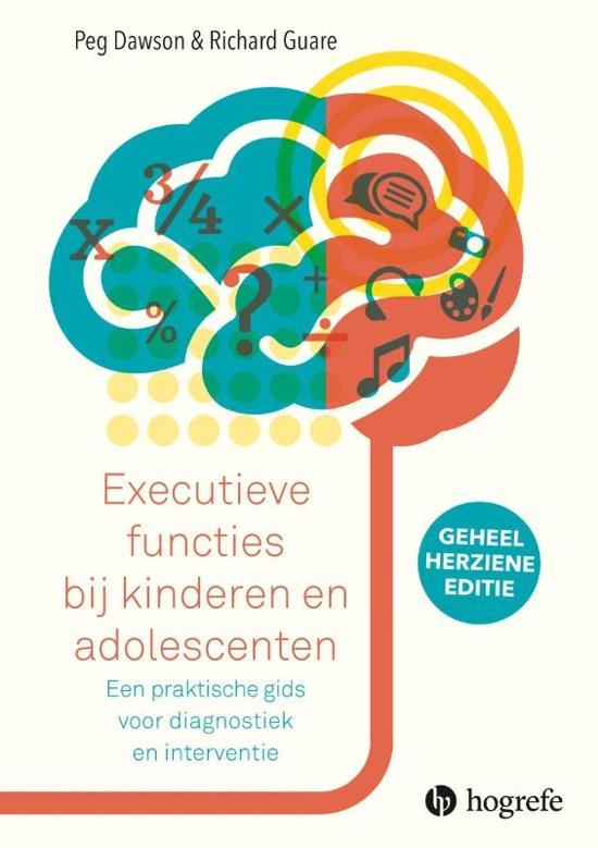 Afbeelding van Executieve functies bij kinderen en adolescenten