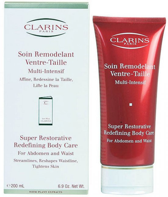 Clarins Multi-Intensif Soin Remodelant Ventre - Taille - 200 ml - Bodygel