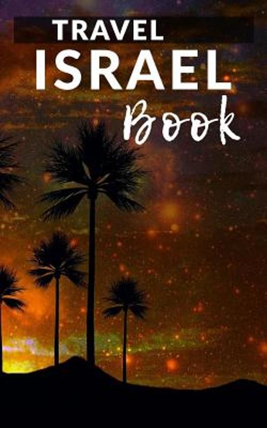 Travel Israel Book