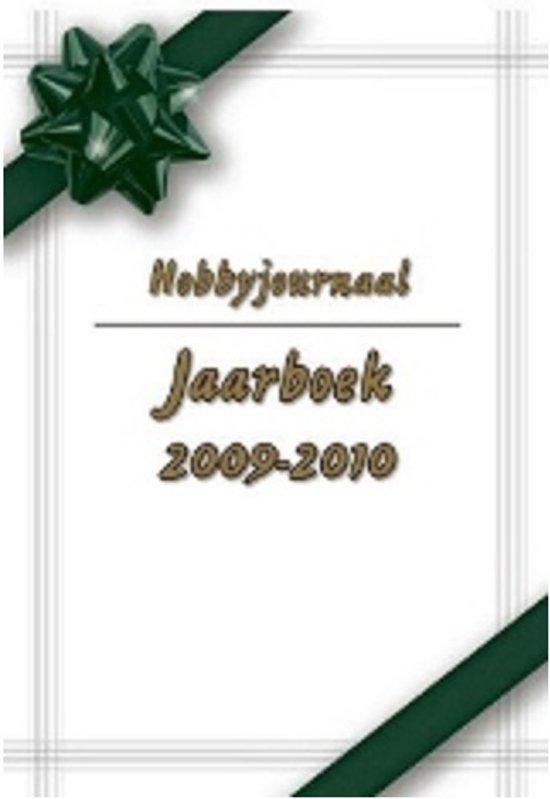 hobbyjournaal jaarboek 2009-2010