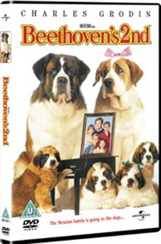 Cover van de film 'Beethoven's 2nd'