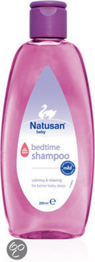 Natusan - Bedtime Shampoo - 200 ml