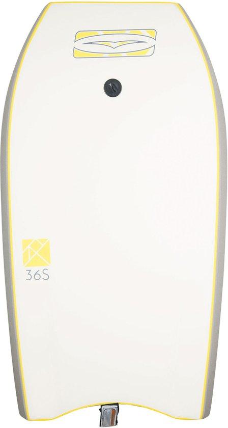 Gul Bodyboard - geel