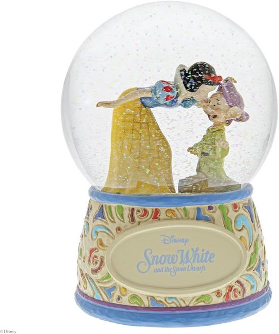 760ebc81ace Disney beeldje - Tradidions collectie - Sweet Farewell - Snow White & Dopey  Waterball
