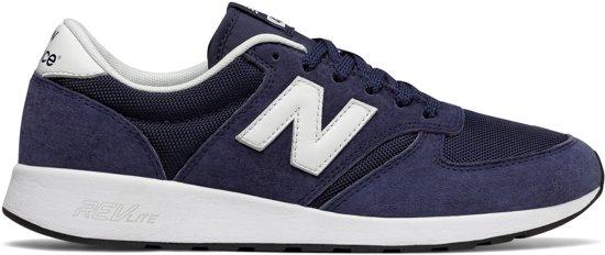 new balance 420 blauw