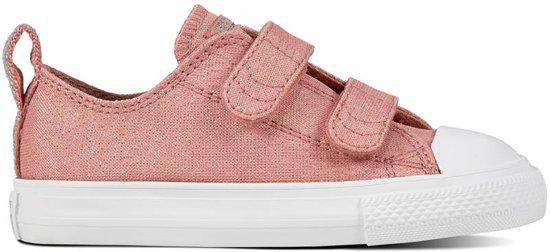 converse roze maat 22