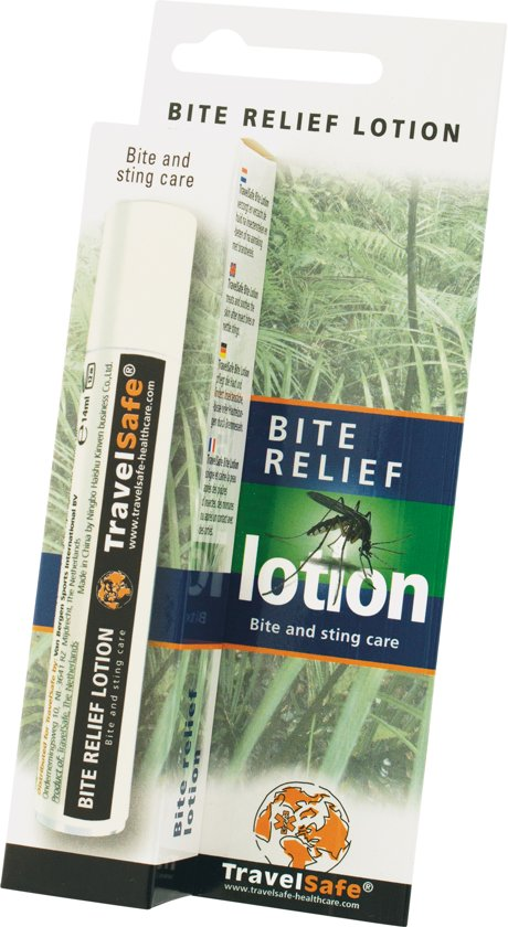 Travelsafe Travel Bite Relief Lotion - 14ml
