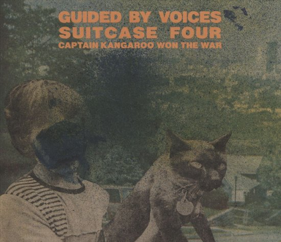 Suitcase 4: Captain Kangaroo Won The War (Box)