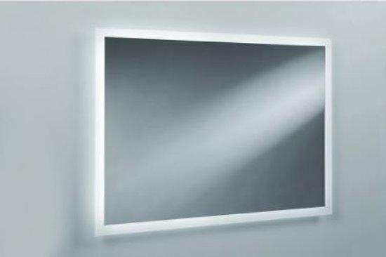 Spiegel met led verlichting rondom 70x140 cm for Verlichting badkamerspiegel