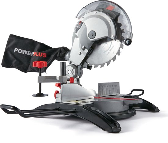 Powerplus POWE50001 Afkortzaag - 1650 W - Ø210 mm