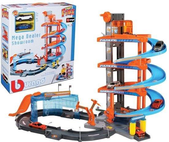 speelgoed autogarage burago street bburago