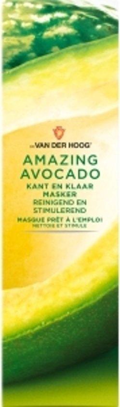 Dr van der Hoog Amazing Avocado - 10 ml - Gezichtsmasker