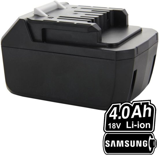 Makita BL1811G / BL1813G / BL1815G Li-ion 4.0Ah/18V Plus.Parts Accu G-Serie (72Wh)
