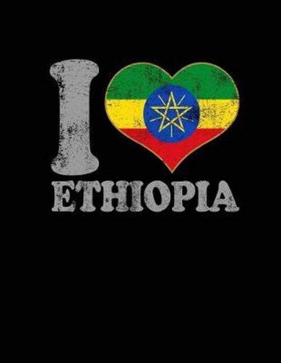 I Love Ethiopia Journal