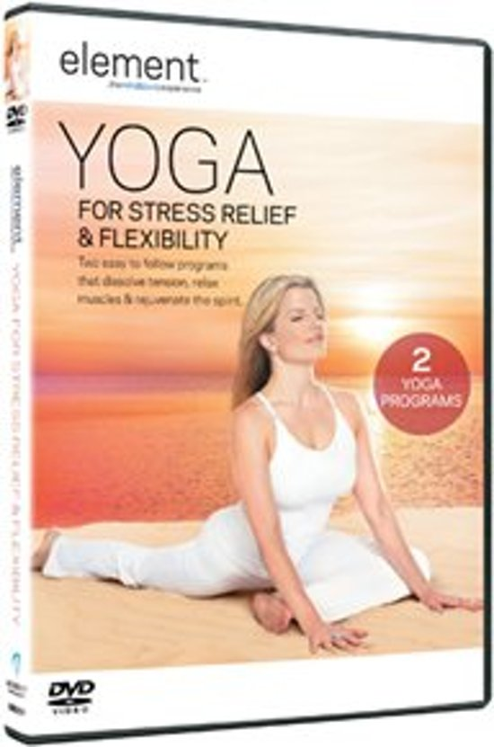 Element Yoga For Stress Relief & Fle Dvd