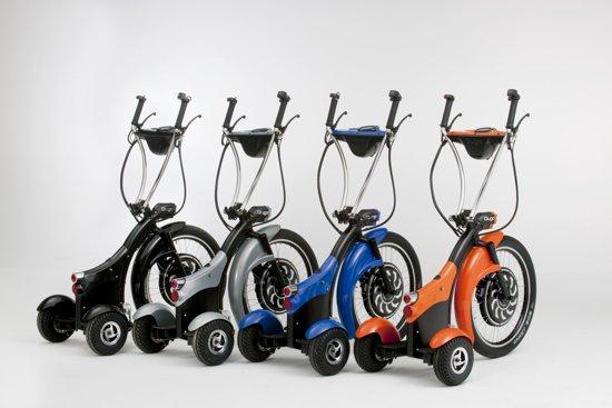 Nieuw bol.com | QUGO electrische 3-wieler op kenteken, 25km/u !, QUGO CE-43