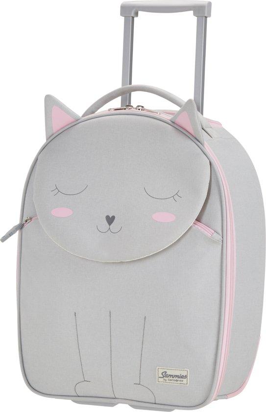 Sammies By Samsonite Kinderkoffer - Happy Sammies Upr.45/16 Kitty Cat (Handbagage)