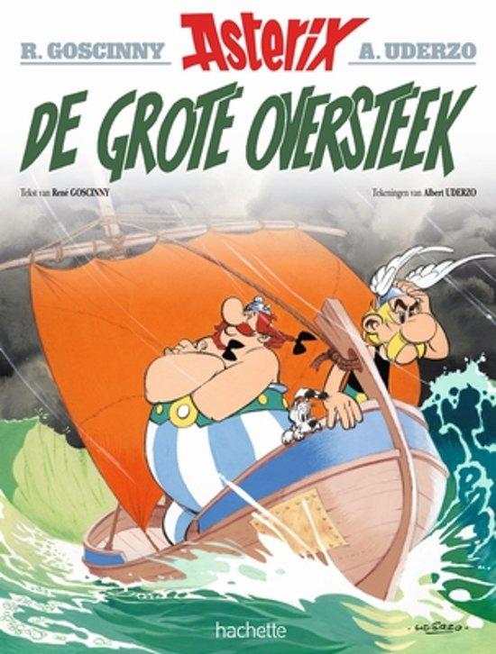 Albert-Uderzo-Asterix-22--De-grote-oversteek