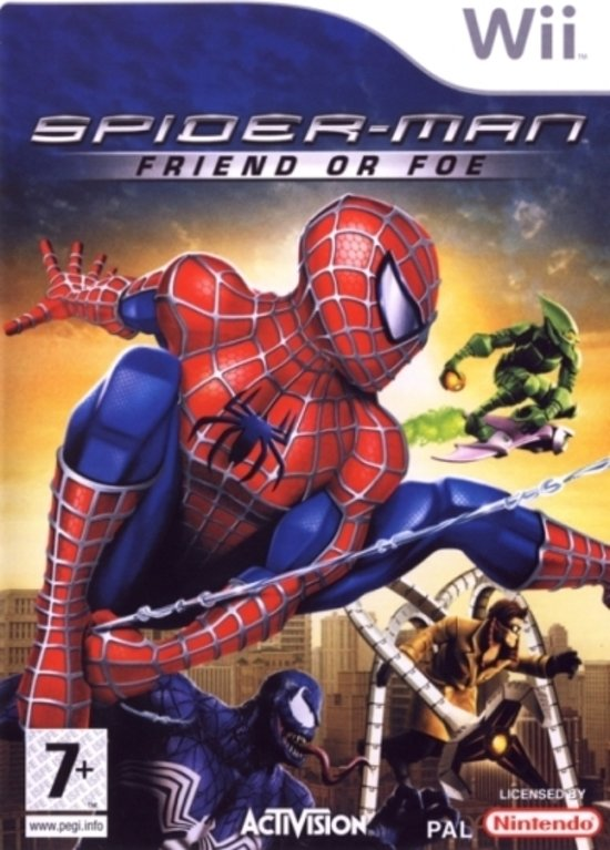 Spiderman - Friend or Foe kopen