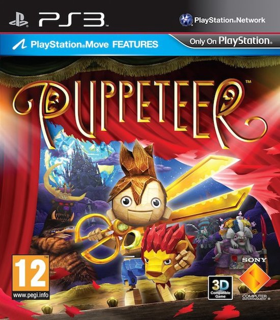 Puppeteer /PS3