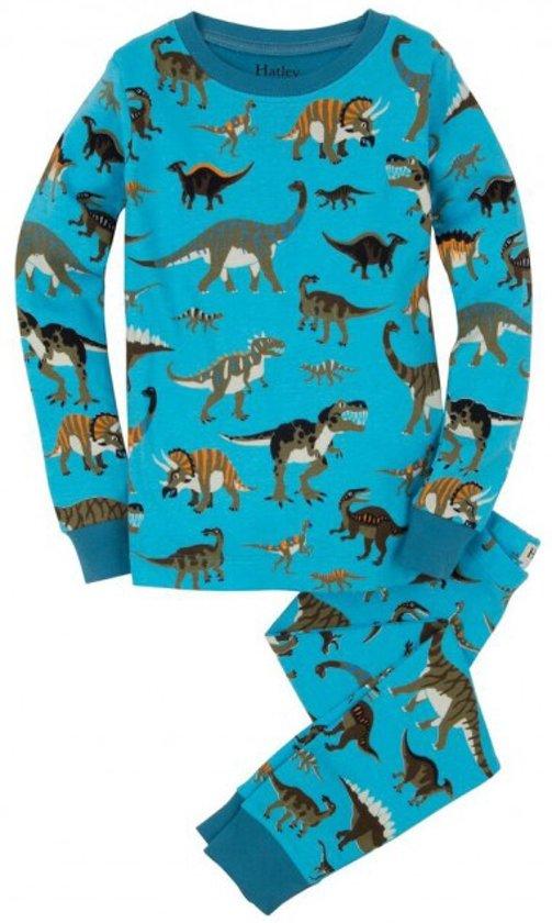 bol.com   Hatley 2-delige jongens pyjama Dino's - Maat 6J