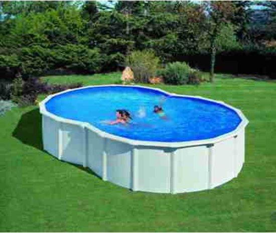 Gre zwembad opzetzwembad varadero achtvormig 5 x for Opzet zwembad