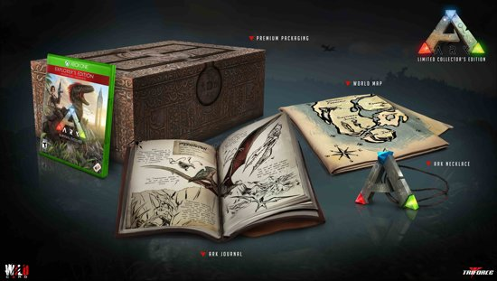 ARK Survival Evolved - Collector's Edition Xbox One
