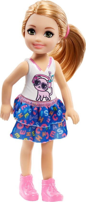 Barbie Club Chelsea Pop - Kitty topje