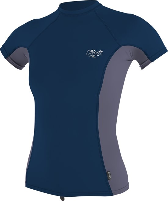 O'Neill - UV-werend T-shirt voor dames - multicolor (dusk, abyss)