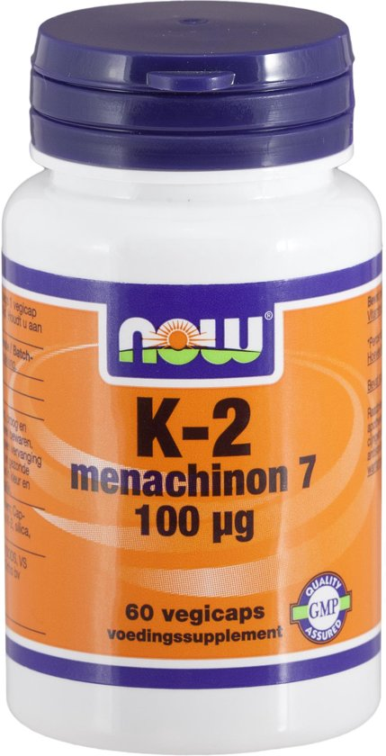 K2 menachinon 7 100 µg