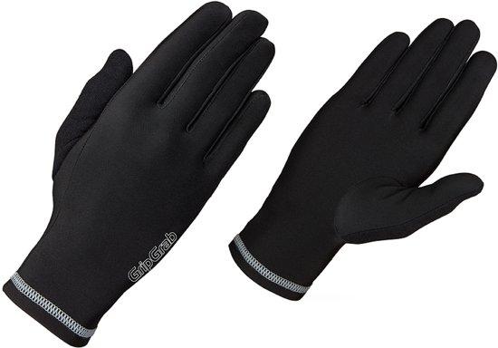GripGrab Running Basic handschoenen zwart Handschoenmaat S