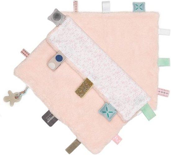 Snoozebaby - knuffeldoekje Comfort Toy - Orchid Blush - 25x25cm