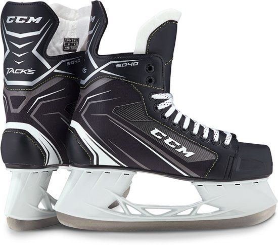 CCM IJshockeyschaatsen TACKS 9040 SR Zwart 45