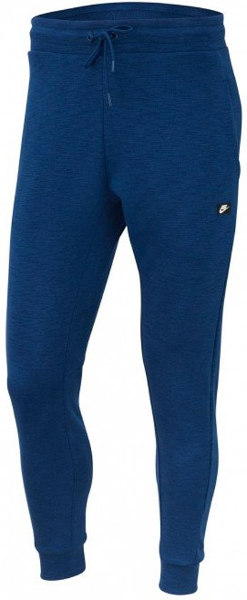 Nike Nsw Optic Jggr Heren Joggingbroek Coastal Blue Maat XXL