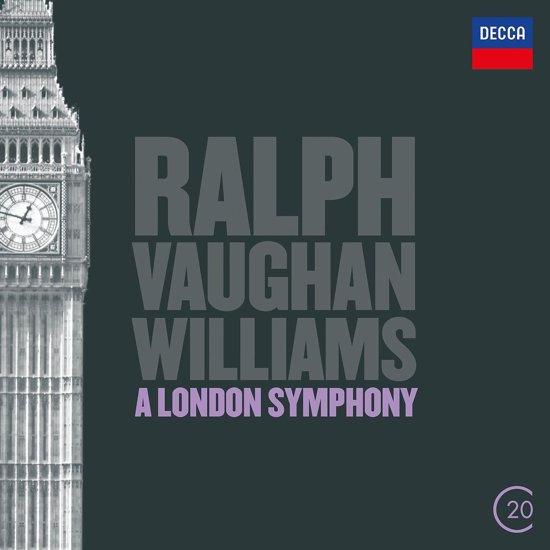 A London Symphony/Tallis Fantasia/Serenade To Musi